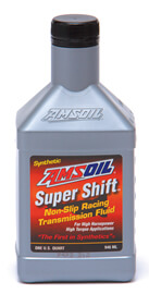 AMSOIL Super Shift® Racing Transmission Fluid SAE 10W
