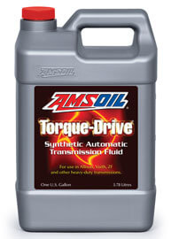 AMSOIL Torque-Drive® Synthetic Automatic Transmission Fluid