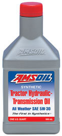 AMSOIL Synthetic Tractor Hydraulic/Transmission Oil SAE 5W-30