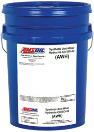 AMSOIL Synthetic Anti-Wear Hydraulic Oil - ISO 32
