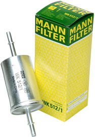 MANN-FILTERS Fuel Filters