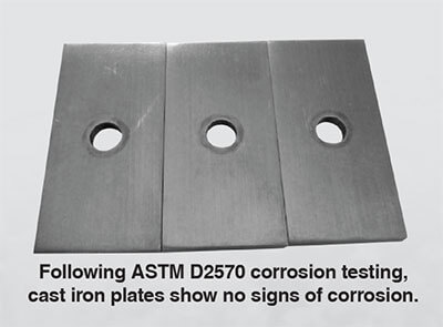 ASTM D2570 Corrosion Test